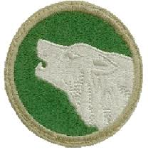 Timberwolf Division patch