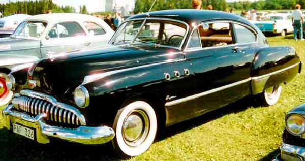 buick super from front